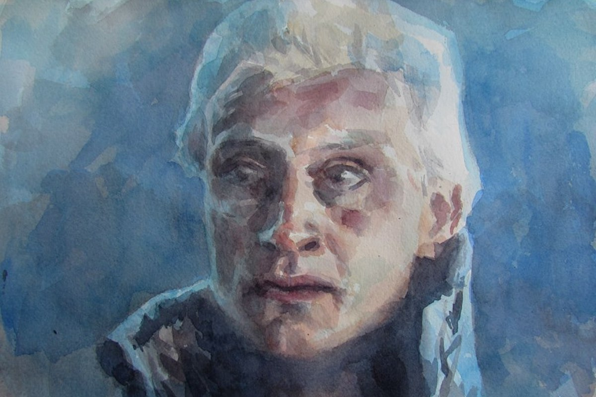 Painting Faces in Watercolour with Clive Powsey