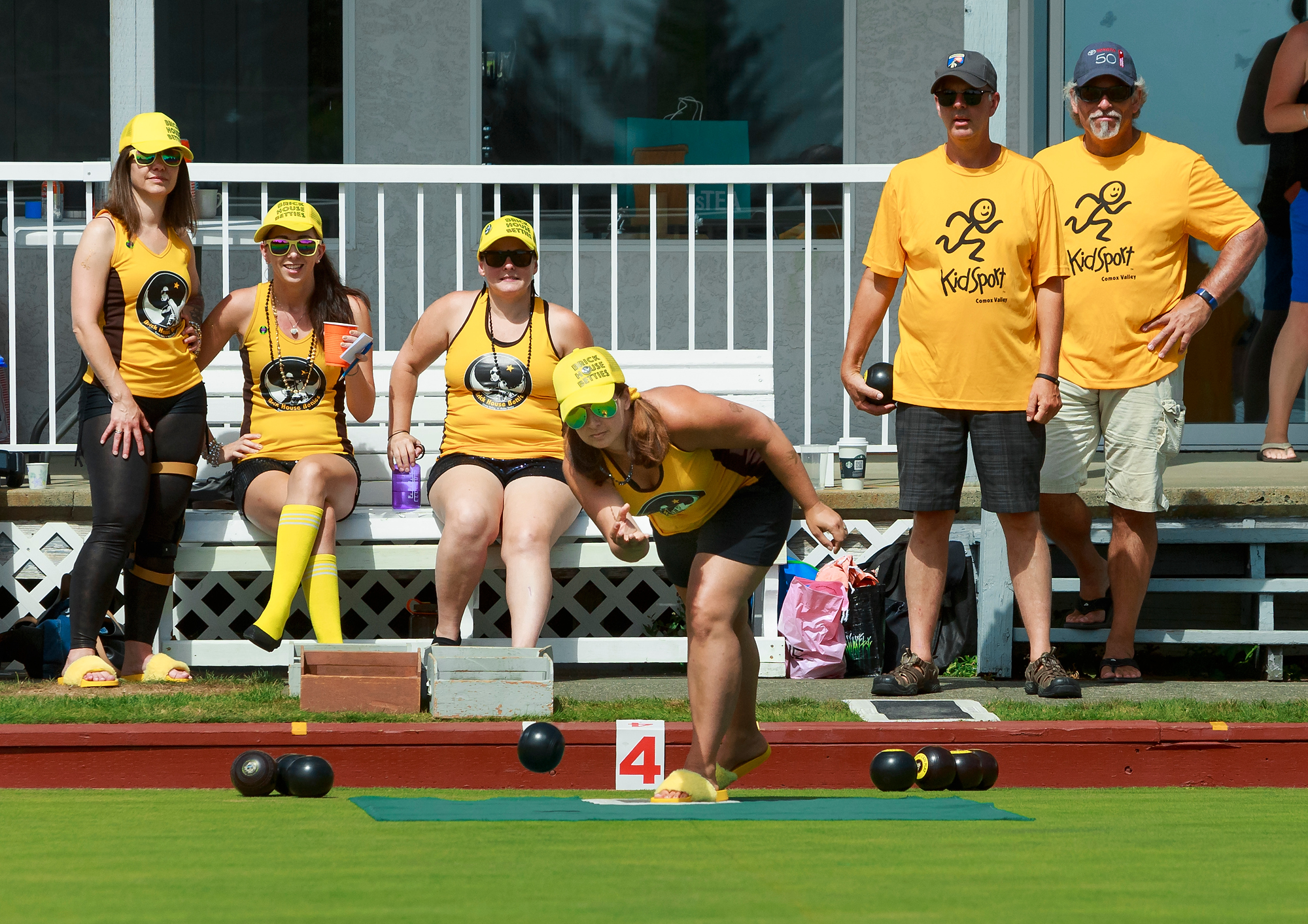 Charity Lawn Bowling Day