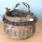 Wicker Weaving with Amy Dugas