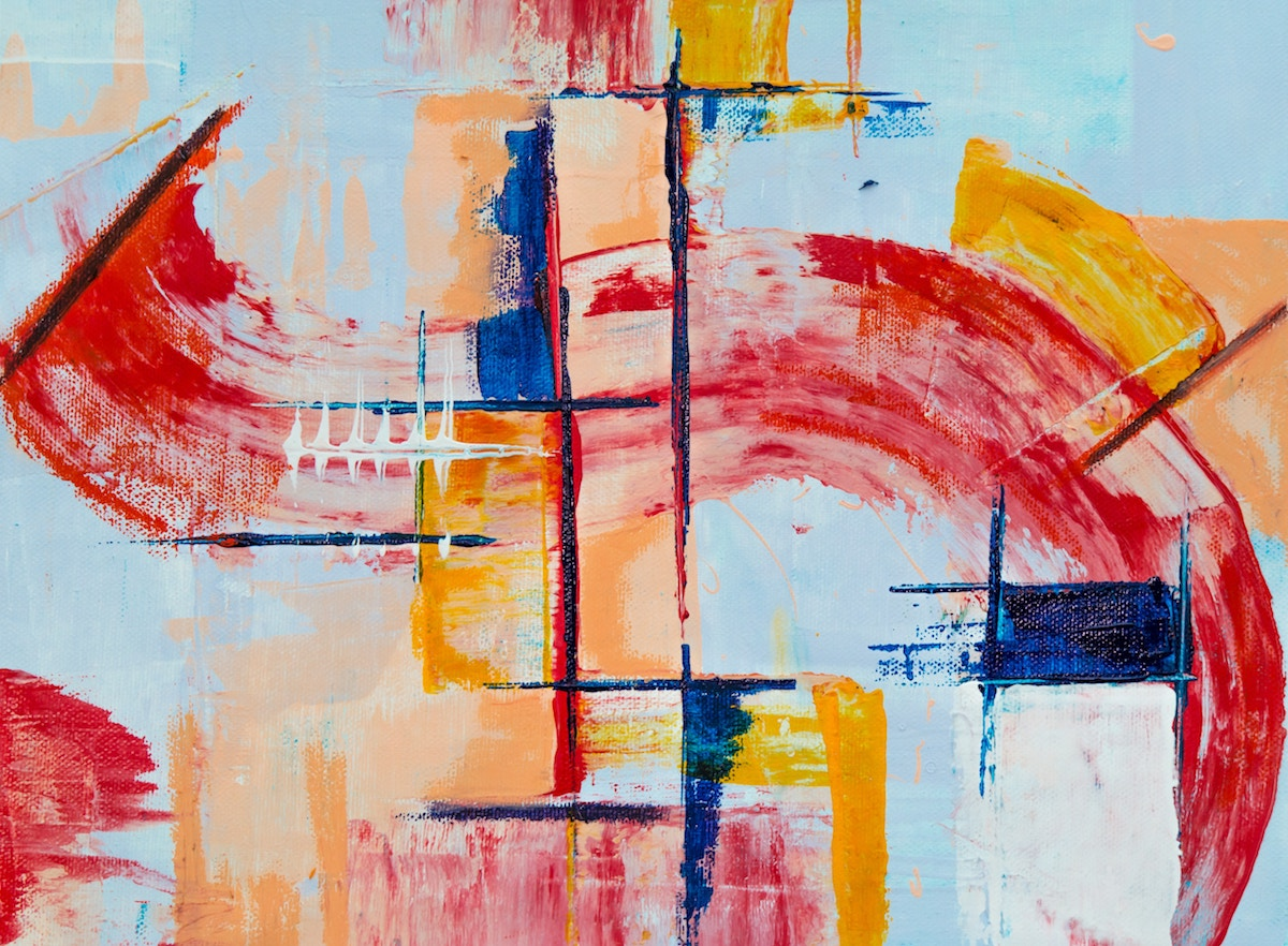 Acrylic Painting 2 – Approaches to Abstraction