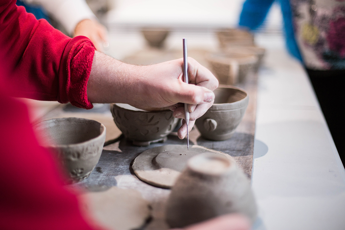 Clay 2 – Soft-Slab Vessels – Mugs, Cups and More