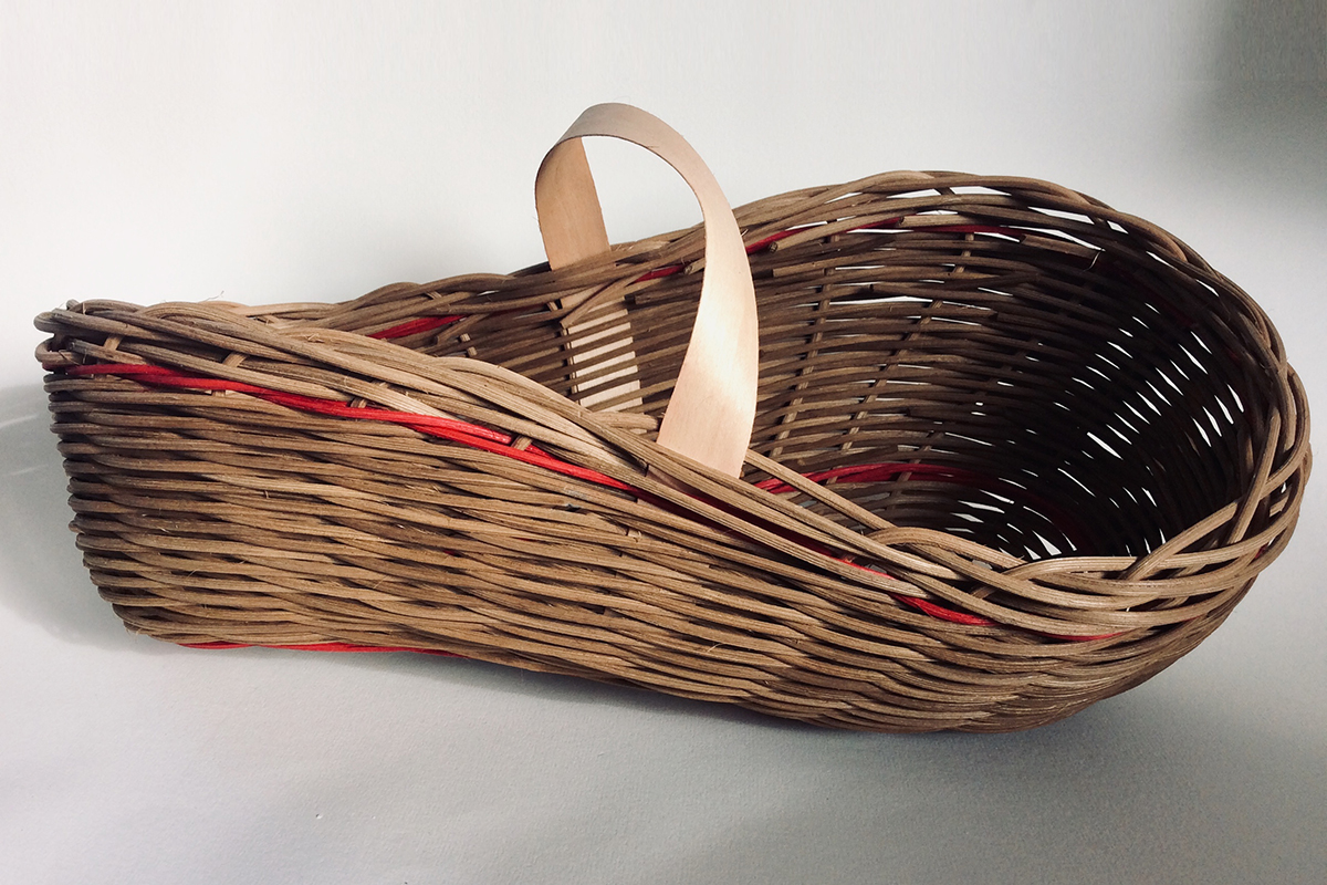 Twisted Baskets with Amy Dugas