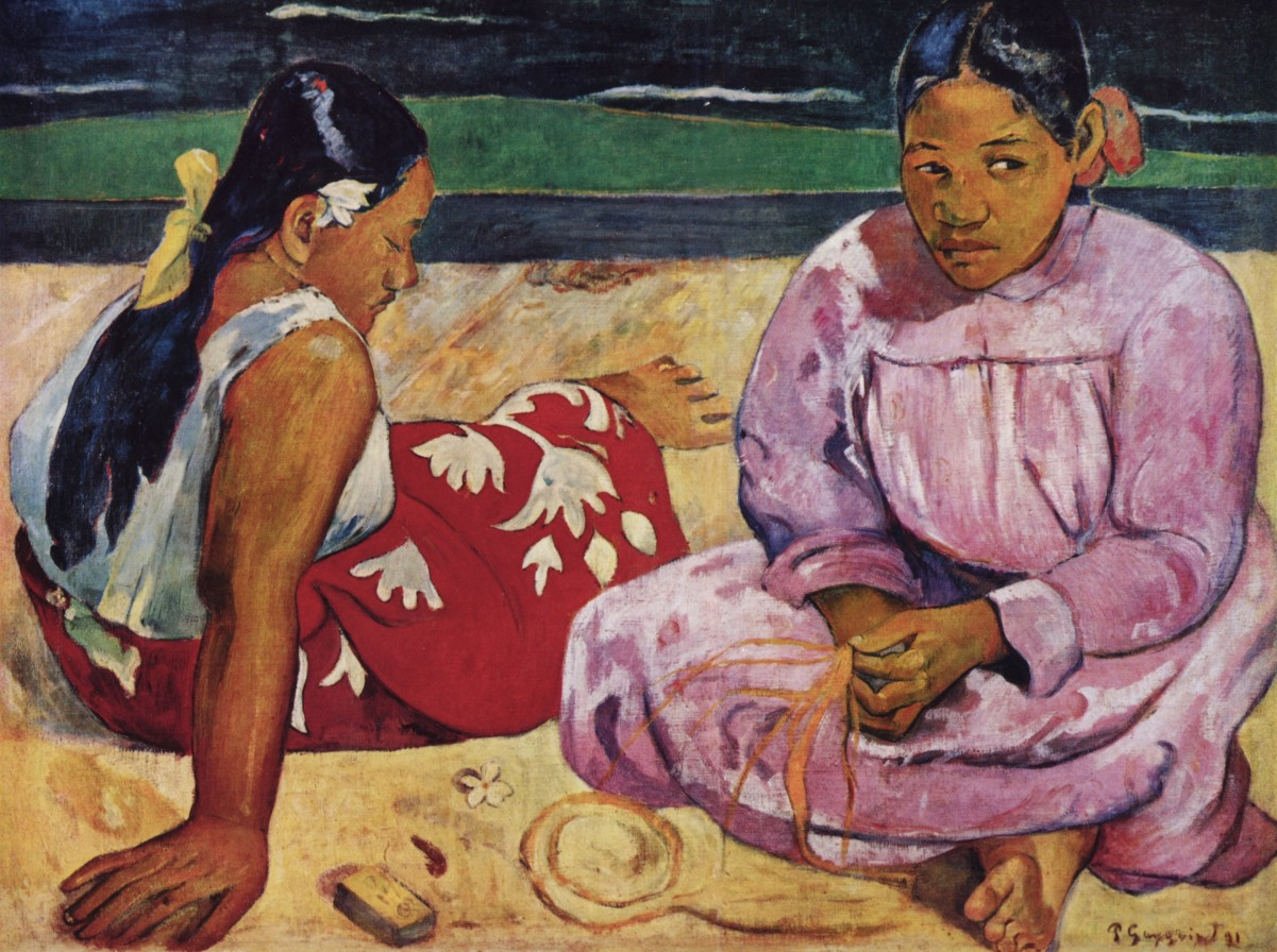 """<span class=""""ee-status event-active-status-DTU"""">Upcoming</span>Acrylic Painting 2 – Colour, Pattern and Paul Gauguin – ONLINE"""