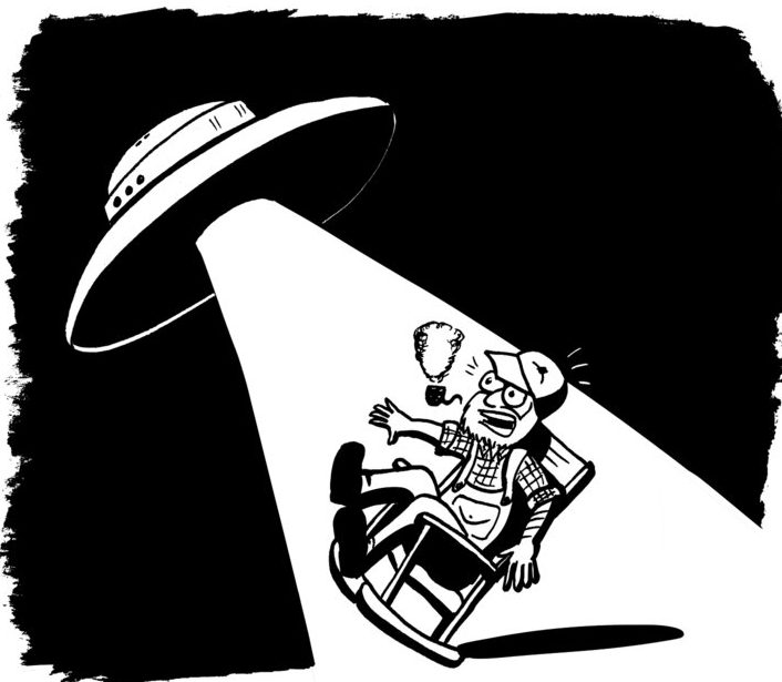 Creating Comics with cartoonist Matt Smith