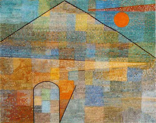 Acrylic Painting 2 – Line, Pattern and Paul Klee – ONLINE
